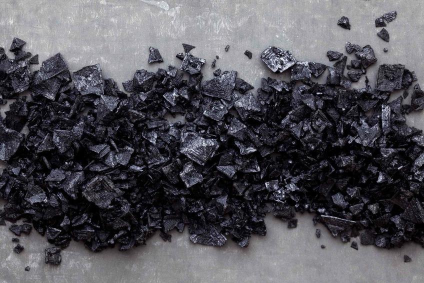 Indijas melnā piramīdpārslu sāls