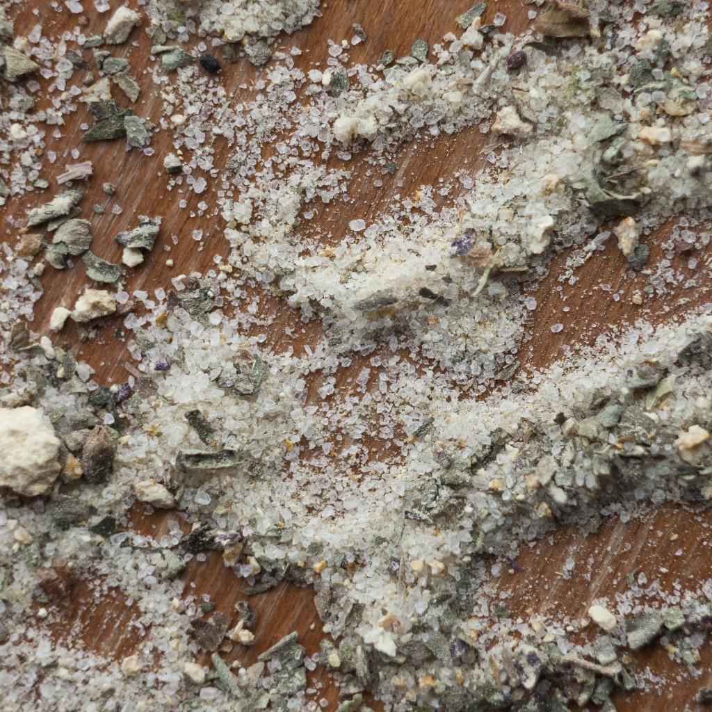 Ingvera – Apelsīnu sāls
