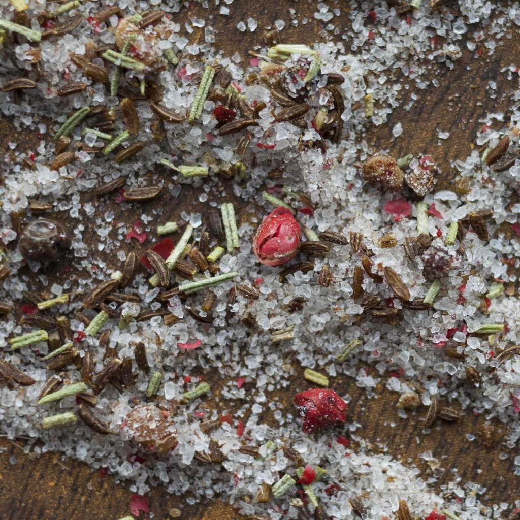 Ķimeņu – Rozmarīna sāls
