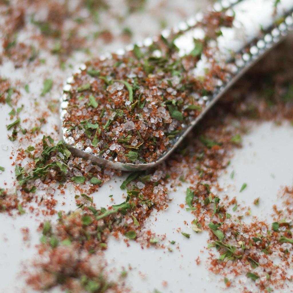 Tomātu – Pētersīļu sāls